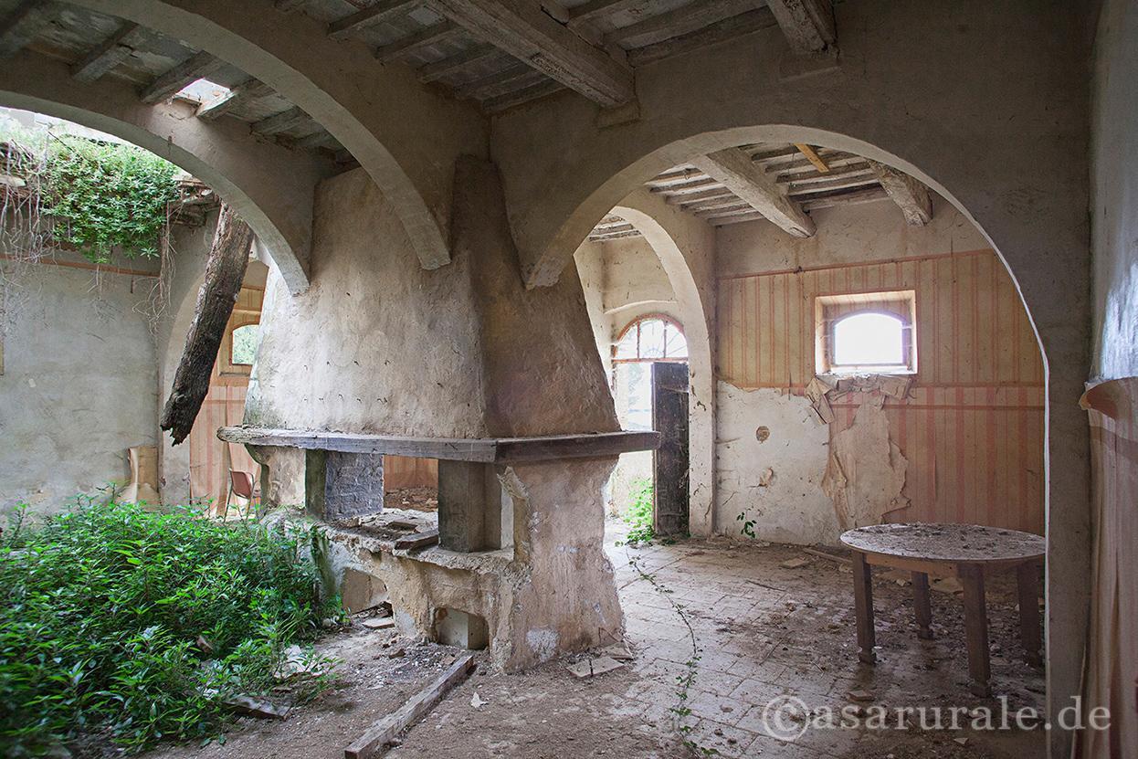Bauernhauser Landguter Und Villen In Italien Galerie I Raume