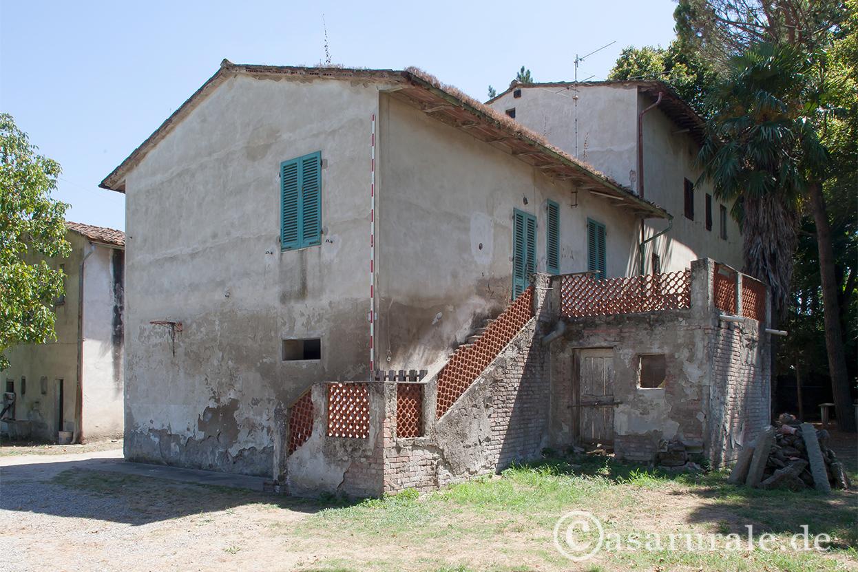 Case Rurali Toscane : Case rurali in italia catalogo toscana podere le fonti